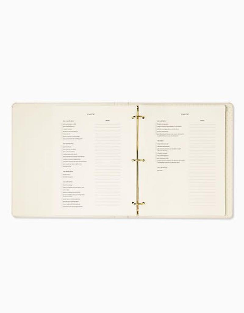 KATE SPADE Bridal Planner, Miss To Mrs