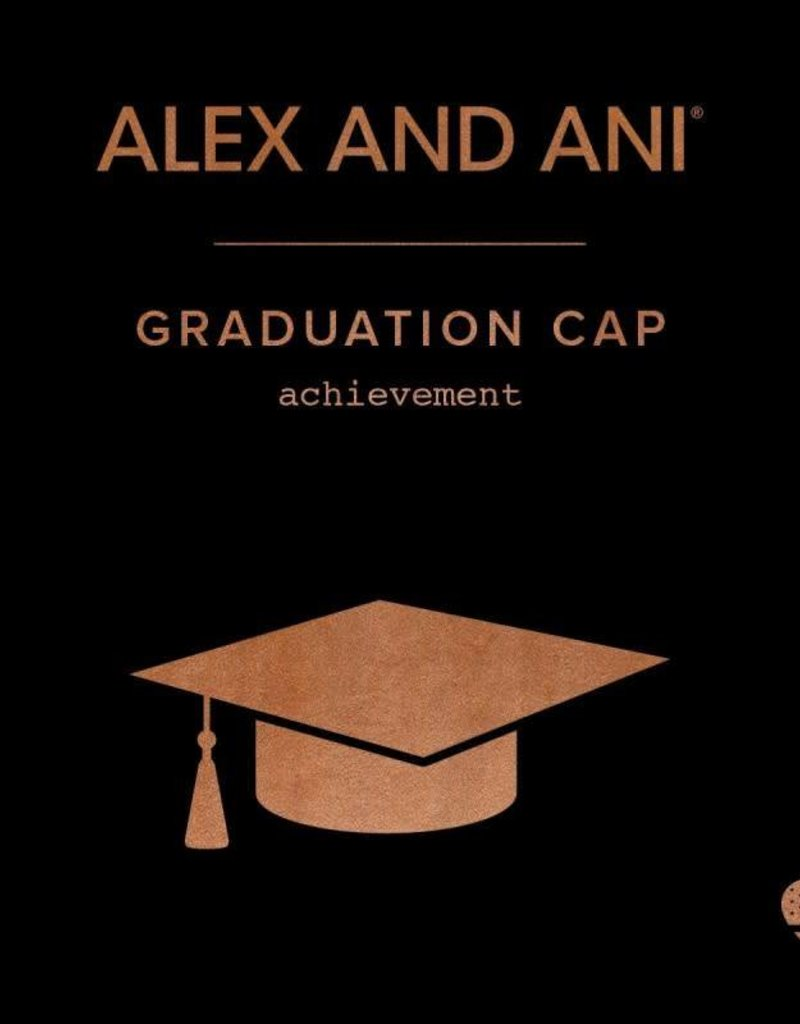 ALEX AND ANI A18EBGCRS GRADUATION CAP 2018