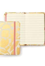 KATE SPADE 186958 Mini Notebook With Pen, Golden Floral