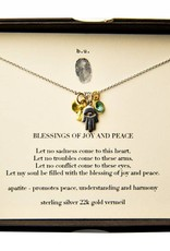 B U E111ACF BLESSINGS OF JOY AND PEACE