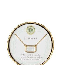"Spartina 449 951024 NECKLACE 17"" CHARMING/P"