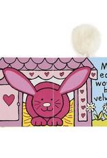 JELLYCAT BB444R If I Were a Rabbit Book (Tulip)