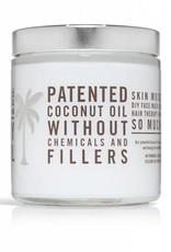 SKINNY & CO. COCO4BEAUTY Raw Beauty Coconut Oil 4oz