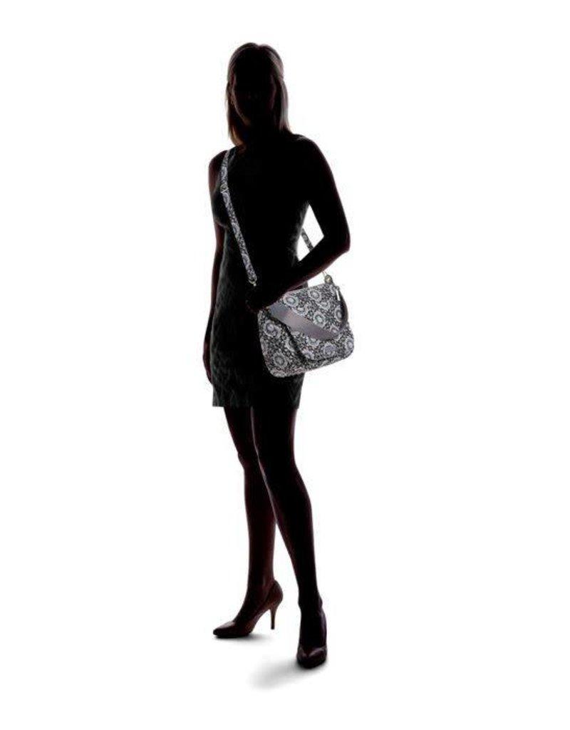 VERA BRADLEY 22265 CARSON SHOULDER BAG