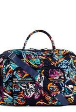VERA BRADLEY 22235 Iconic Weekender Travel Bag