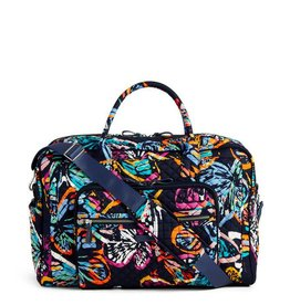 VERA BRADLEY 22235 Iconic Weekender Travel Bag
