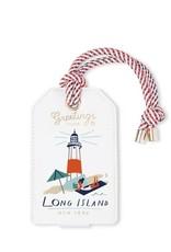Spartina 449 955510 LUGGAGE TAG LONG ISLAND
