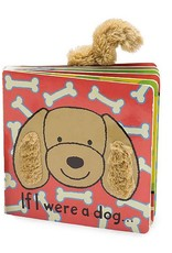 JELLYCAT BB444DG IF I WERE A DOG BOOK