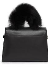 Ava Satchel with Fur