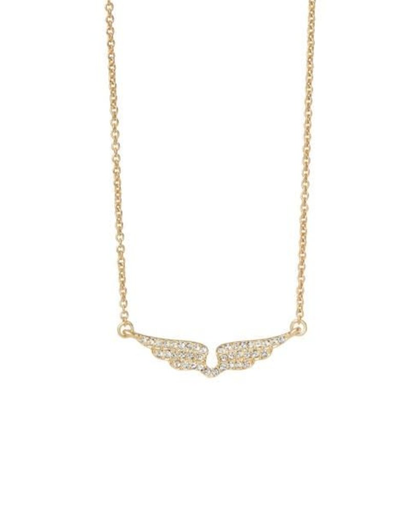 "Spartina 449 965724 SEA LA VIE NECKLACE 18"" FLY/WINGS"