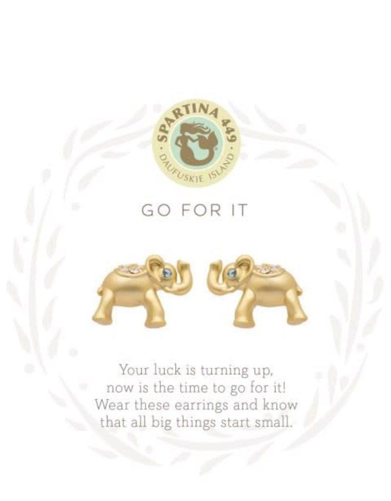Spartina 449 512534 GO FOR IT ELEPHANT EARR
