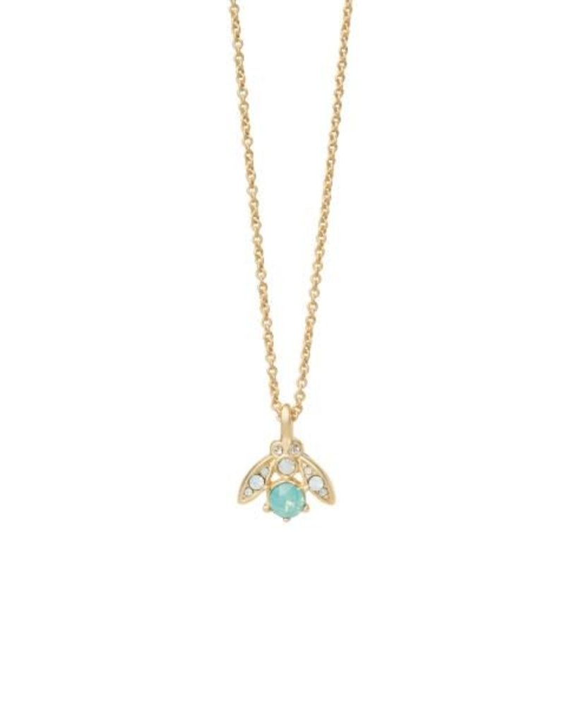 "Spartina 449 965632 SEA LA VIE NECKLACE 18"" JUST BEE-CAUSE/LITTLE BEE"