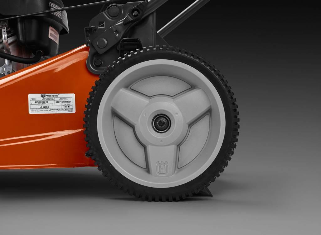 Husqvarna Lc221rh Rear Wheel Drive Mower The Big R Services