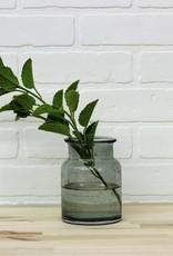 Gray Glass Vases
