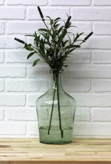 Gray-Green Vases