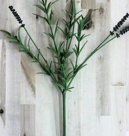 Crafted Lavender Stem