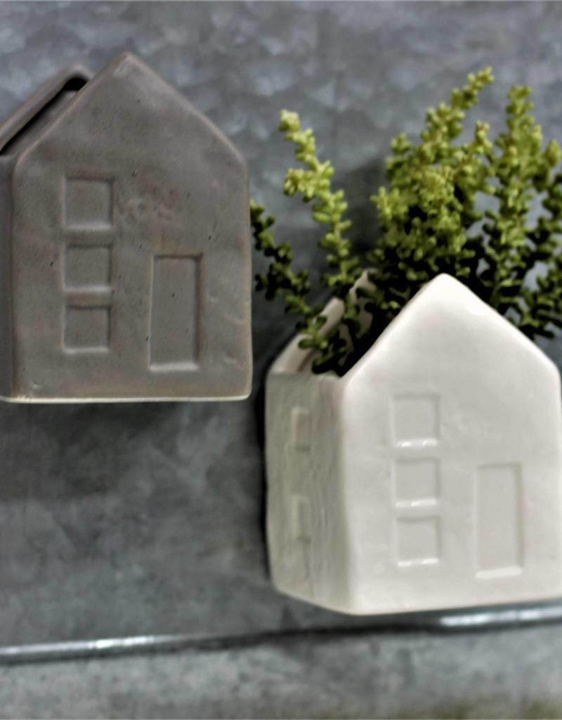 Stone House Magnet Vase