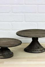 Wood Display Pedestal (4 variations)