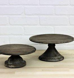 Wood Display Pedestal (4 variations)
