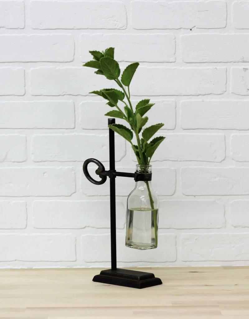 Metal Bottle holder w/ Stand