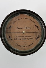 Olive Bucket Candle-multi scents