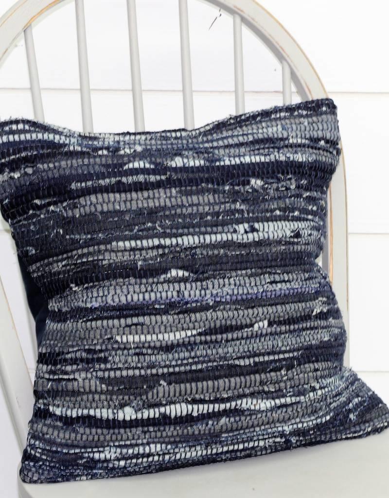 Denim Chindi Pillow