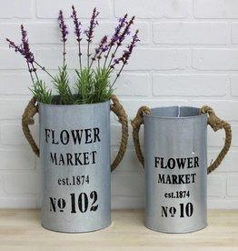 Flower Market Buckets