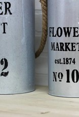 Flower Market Buckets
