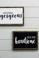 Gorgeous Handsome Set