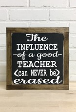 Teacher Sign