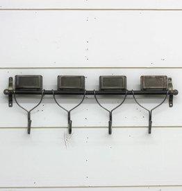 Tin Wall Hooks