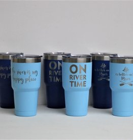 River Insulated Tumblers