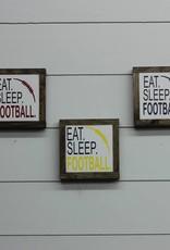 Football Mini W/Laces