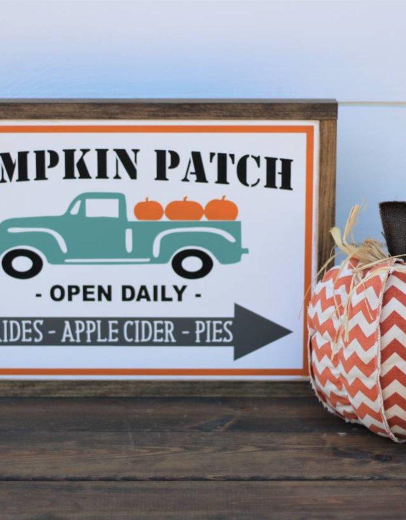 Pumpkin Patch,  Hayrides -Apple Cider- Pies