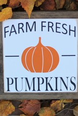 Farm Fresh Pumpkins