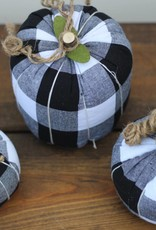 Black Check Pumpkins