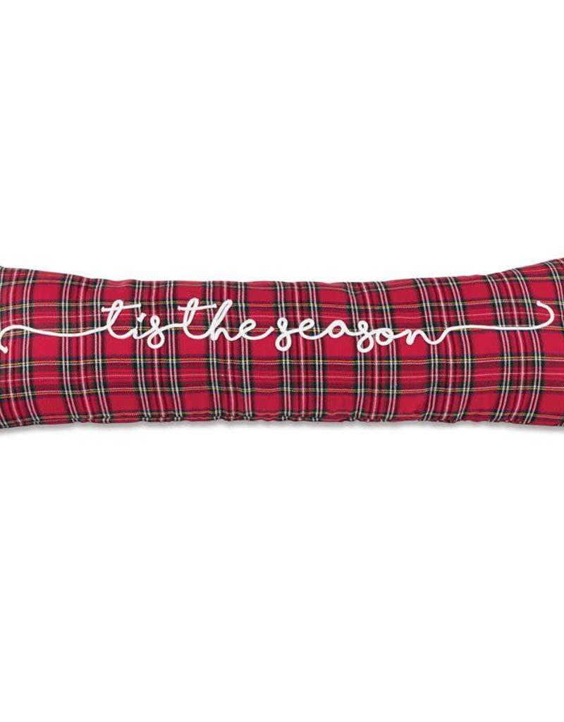 Tartan Christmas Pillow