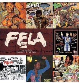 Knitting  Factory Kuti, Fela: Vinyl Box Set #4