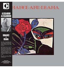 Transversales Disques Alessandroni, A: Romance & Drama LP