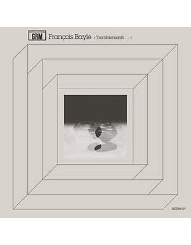 ReGRM Bayle, Francoise: Tremblements LP