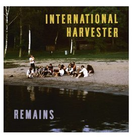 Silence International Harvester: Remain 5LP BOX