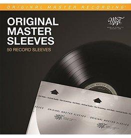 Mobile Fidelity Mofi Accessory: 50 Inner Record Master Sleeves