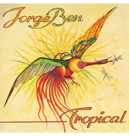 Oficial Arquivos Ben, Jorge: Tropical LP
