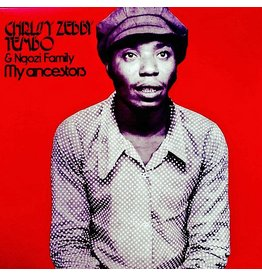 Mississippi Tembo, Chrisy Zebby: My Ancestors LP