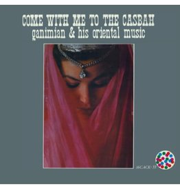 Cacophonic Ganimian & His Oriental Music: Come With Me to the Casbah LP
