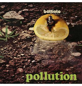 Superior Viaduct Battiato, Franco: Pollution LP
