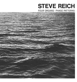 Superior Viaduct Reich, Steve: Four Organs LP