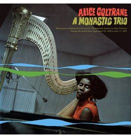 Superior Viaduct Coltrane, Alice: A Monastic Trio LP