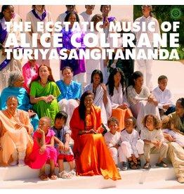 Luaka Bop COLTRANE, ALICE: Ecstatic Music of LP