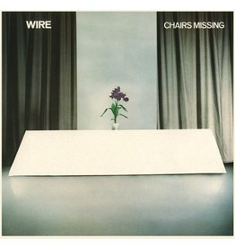 Pink Flag Wire: Chairs Missing LP
